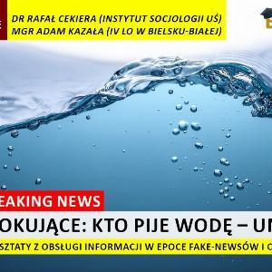 Obrazek newsa Warsztaty z obsługi informacji w epoce fake-newsów i clickbaitu