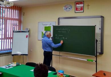Obrazek galerii Spotkanie olimpijskie dla nauczycieli matematyki