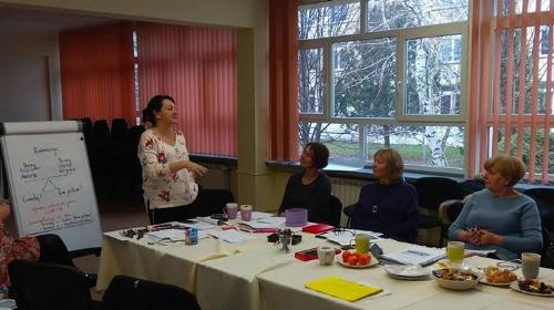 Obrazek galerii Coaching w pracy nauczyciela