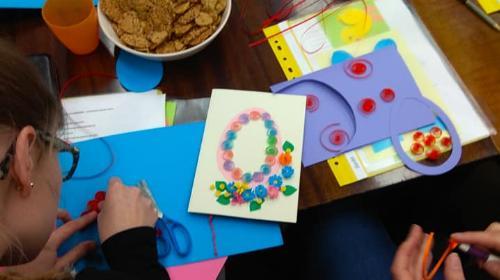 Obrazek galerii Nowe techniki plastyczne rozwijające poczucie estetyki dziecka w wieku przedszkolnym