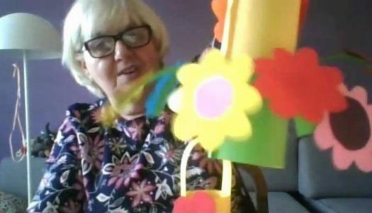 Obrazek newsa Kosz z kwiatami na Dzień Mamy