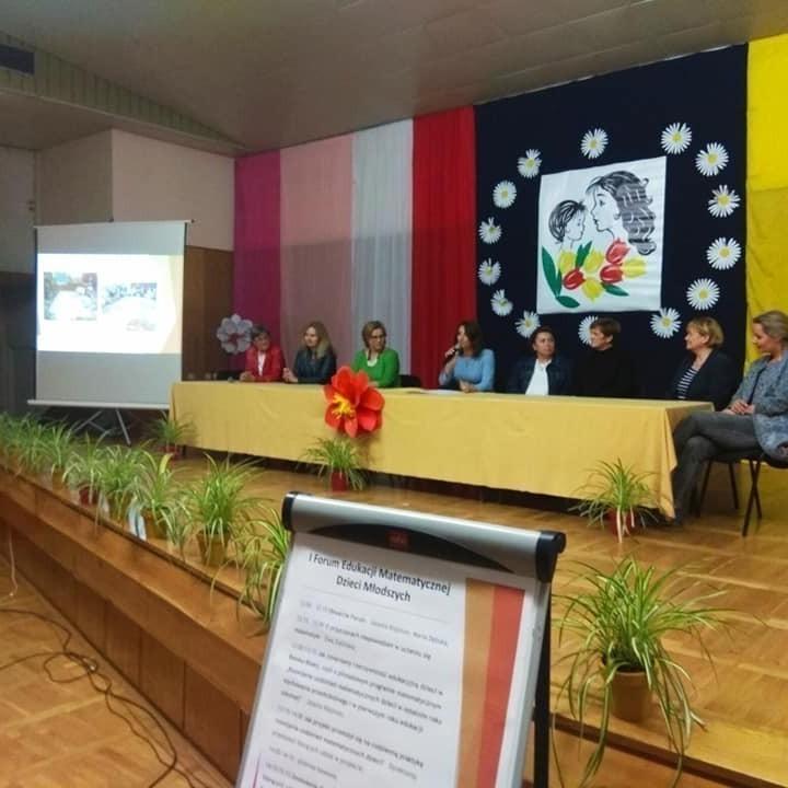 Obrazek galerii I Forum Edukacji Matematycznej Dzieci Młodszych